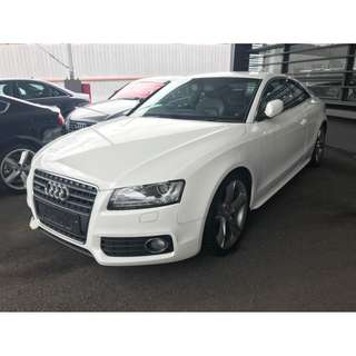 2010 Audi A5 Coupe 2.0 S-Line Quattro - Unregistered