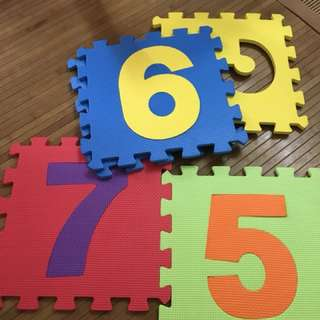 Numerical rubber