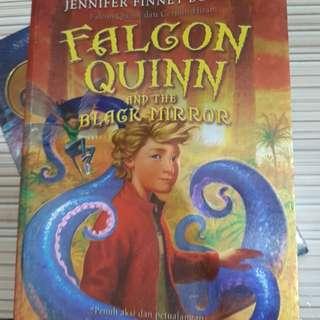Falcon quinn fantasy book