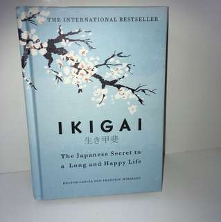 The Japanese secret to a long and happy life