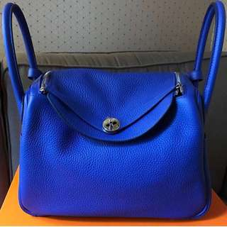 BNIP L30 Blue Electric Clemence PHW #A