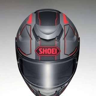 SHOEI) 摩托車安全帽 全罩式 GT-Air PENDULUM