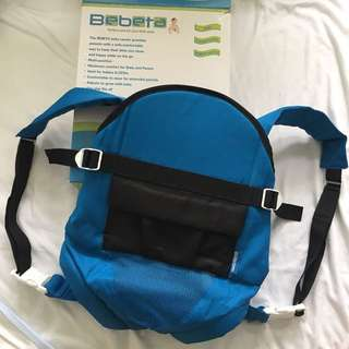 Baby Carrier (Bebeta, Blue)