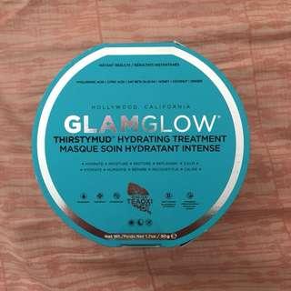GlamGlow Thirsty Mud 50g GlamGlow Thirsty Mud 50g 肌渴藍罐保濕面膜 50g