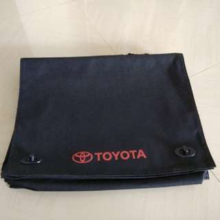 Document bag(Toyota)