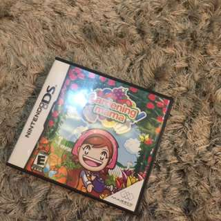 Nintendo DS Gardening Mama ( for DS lite and DSI )