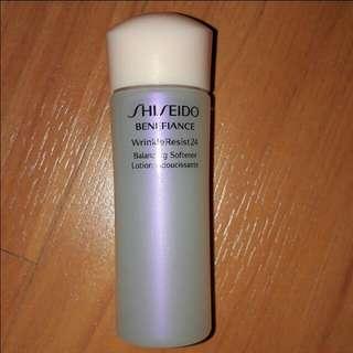 Shiseido Benefiance WrinkleResist 24 Balancing Softener