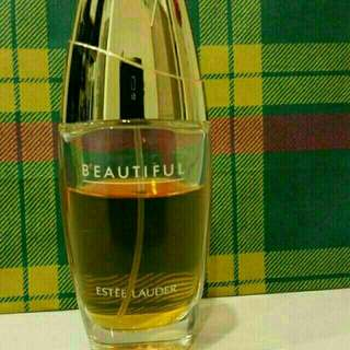 Pre-liked Estee Lauder perfume (Beautiful)