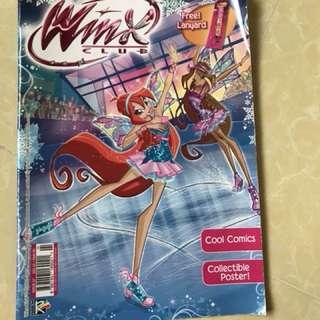 Wind club magazine