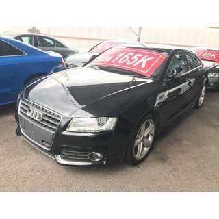 2011 Audi A5 2.0 S-Line Sportback Quattro - Unregistered