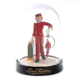 VIP LOUIS VUITTON PORTER BELL BOY SNOW GLOBE BOULE