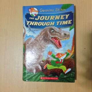 Geronimo Stilton: Journey Through Time