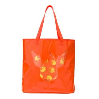Pokemon Center 2017 Flareon Tote bag [Eevee Collection]