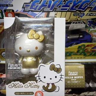 Figuarts Zero Hello Kitty Gold Figure Plus Gift Box