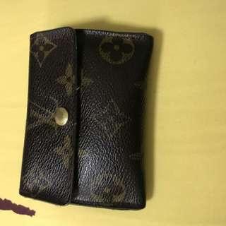 Lv coin bag/card holder