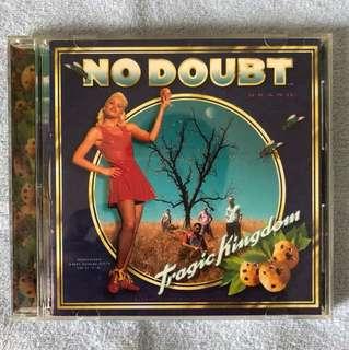 No Doubt Tragic Kingdom Album CD