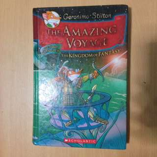 Geronimo Stilton: The Amazing Voyage