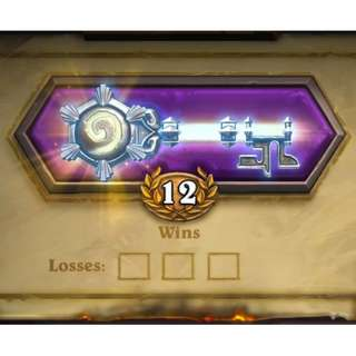 Hearthstone Arena Boost/Wins