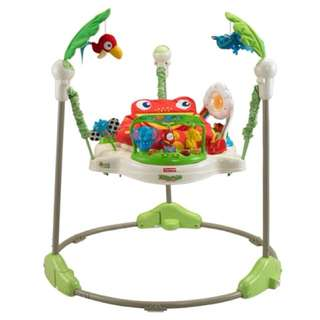 Preloved Original Fisher Price Rainforest Jumperoo
