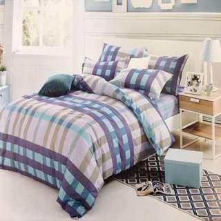 4 in 1 Comforter Set Bedsheets