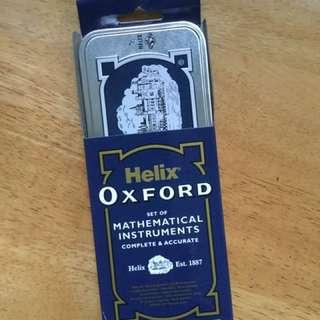 HELIX OXFORD Mathematical set