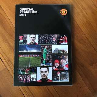Manchester United 2014 Official Yearbook