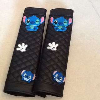 Stitch Seatbelt Holder