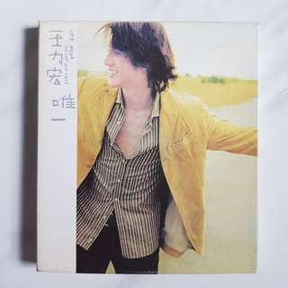 Wang Leehom 王力宏 Audio Music CD