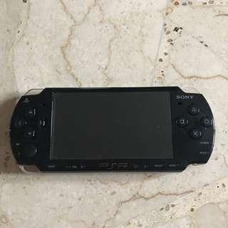 Modded Black PSP 2000