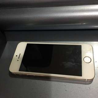 Original IPHONE 5S GOLD