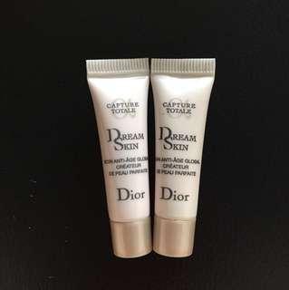 Dior Capture Totale Dream Skin Global Age-defying Skincare Perfect Skin Creator Visage Face 3ml