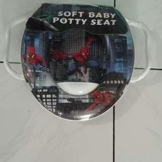 Soft Baby Potty Seat