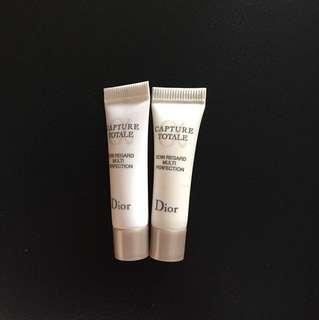 Dior Capture Totale Soin Regard Multi-perfection Eye Treatment 3ml