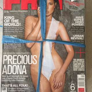 FHM Back Issues - Collector's Item