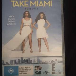 Keeping up with the kardashians season 2 take Miami