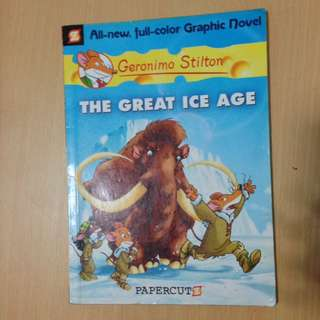 Geronimo Stilton: The Great Ice Age