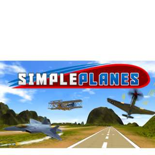 Simple planes (Normal Price S$13.00)