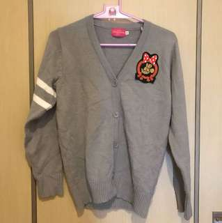 🚚 東京迪士尼米妮針織外衣