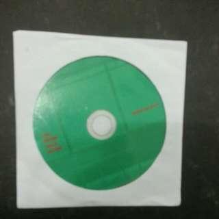 BTS YNWA CD