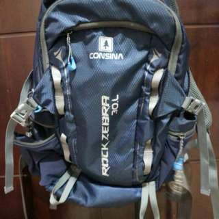 Tas backpacker consina 100% mulus