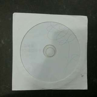 BTS LOVE YOURSELF CD