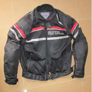 Komine JK-029 riding mesh jackets Original 2XL