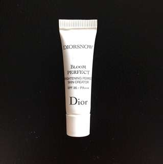 Dior Bloom Perfect Brightening Perfect Skin Creator SPF 35 PA+++ 3ml