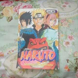 Naruto Vol.66