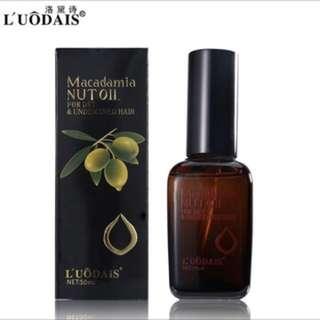 Macadamia Nut Hair Oil