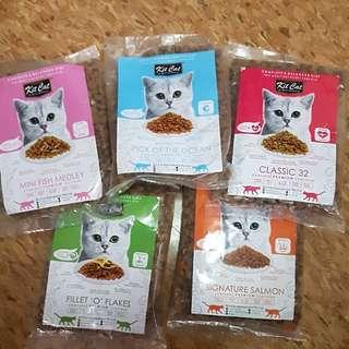 Kit cat Kibbles Dry food