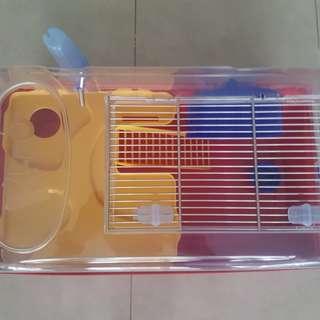 Kleo Hamster Cage