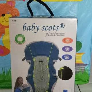 Gendongan Bayi Baby Scots Platinum