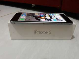 iphone 6 grey 16GB