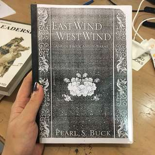 Novel east wind west wind (angin timur angin barat)